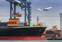 Air, Ocean, and Rail Logistics Solutions
